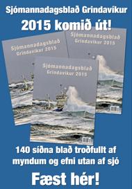 Sjómannadagsblaðið 2015