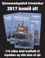 Sjómannadagsblaðið 2017